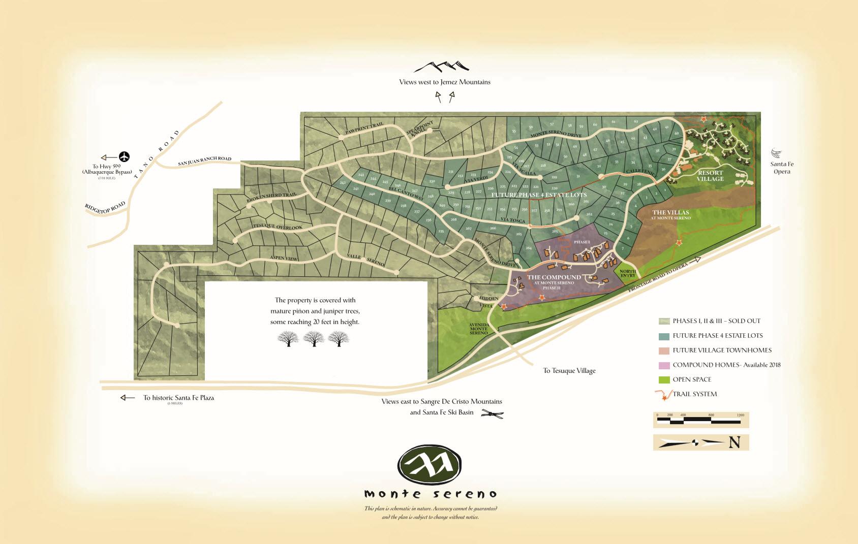 Monte-Sereno-map-Santa-Fe-NM-2018